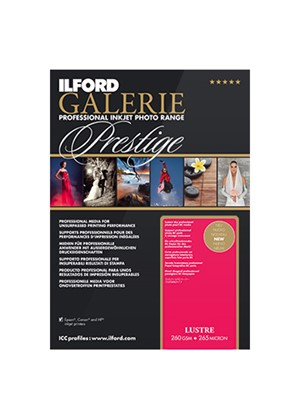 Ilford Galerie Inkjet Lustre A4 260gsm 25s